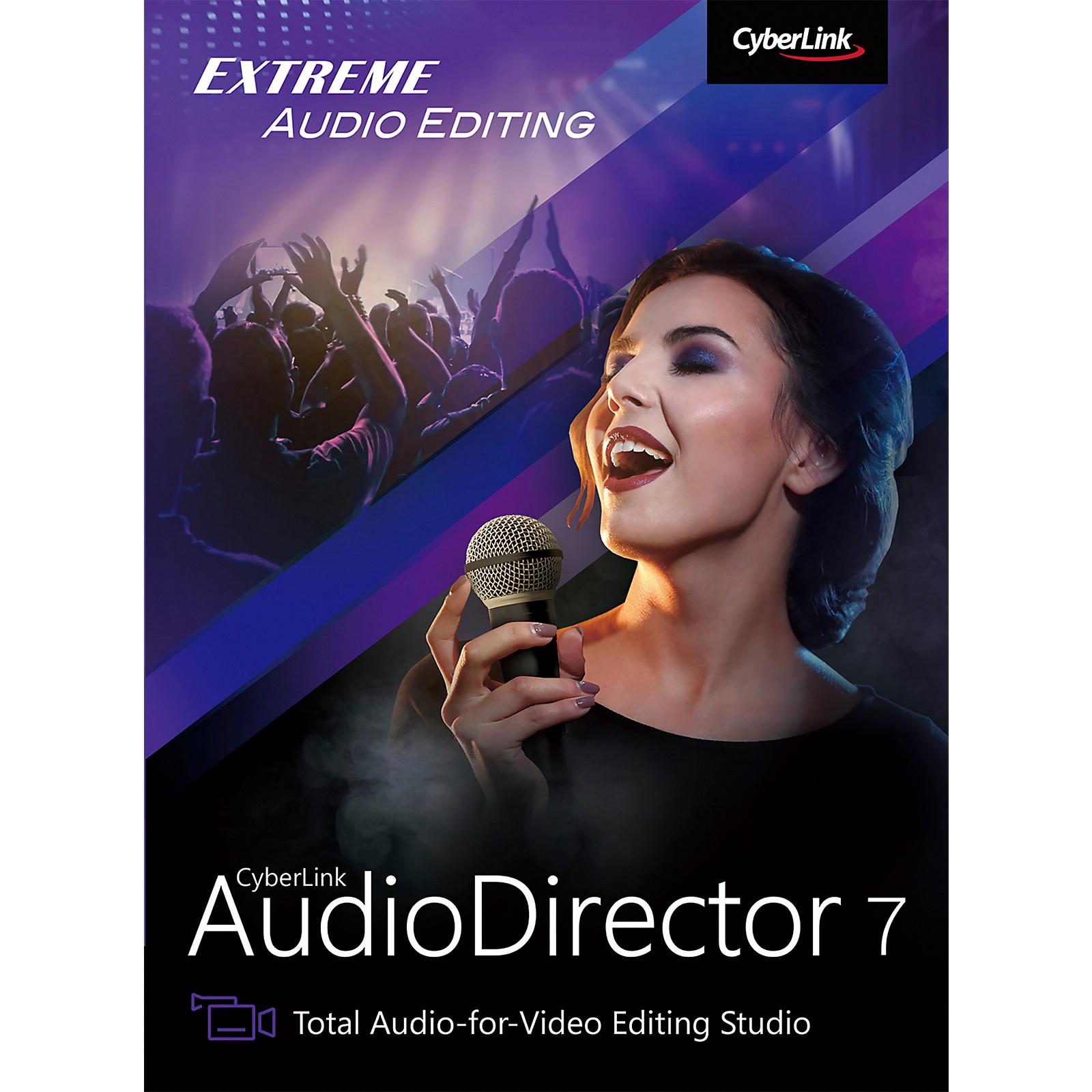CyberLink AudioDirector 7 Ultra