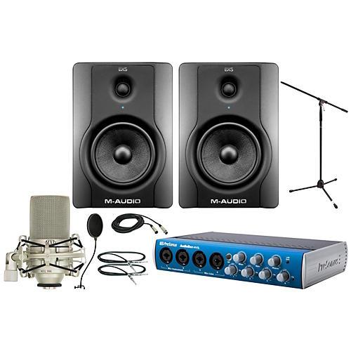 PreSonus Audiobox 44VSL MXL 990 Package