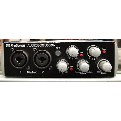 Presonus Audiobox 96 Audio Interface