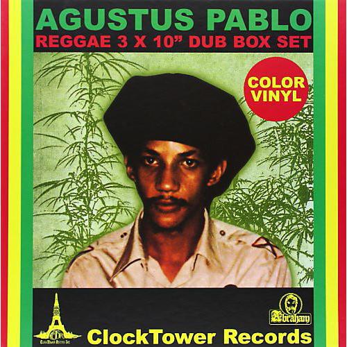 Alliance Augustus Pablo - Dub Box Set