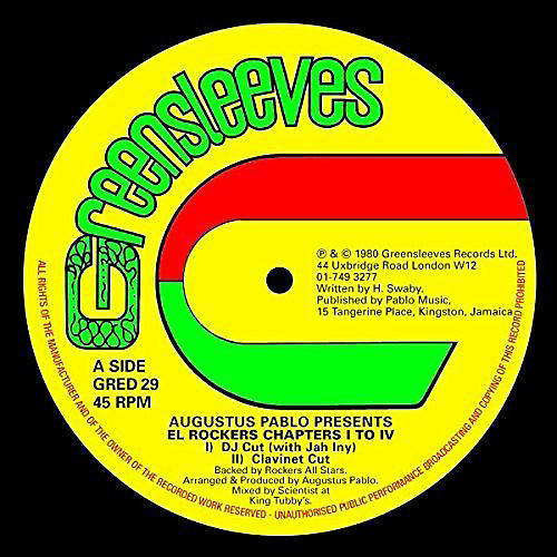 Alliance Augustus Pablo - El Rockers