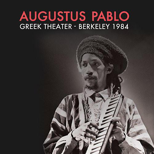 Alliance Augustus Pablo - Greek Theater Berkeley Ca 1984