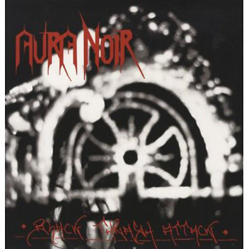 Alliance Aura Noir - Black Thrash Attack
