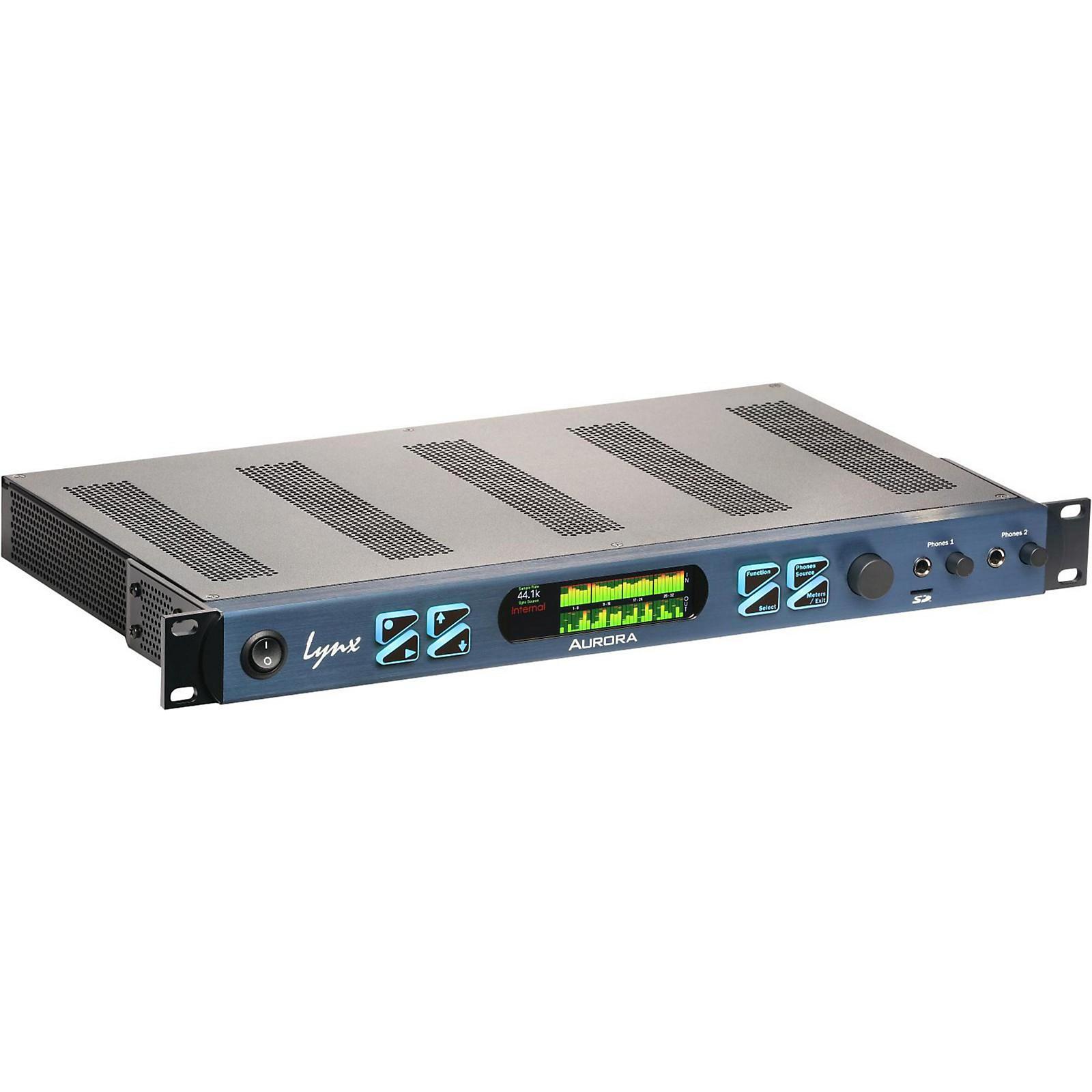 Lynx Aurora(n) 32 Dante Audio Interface