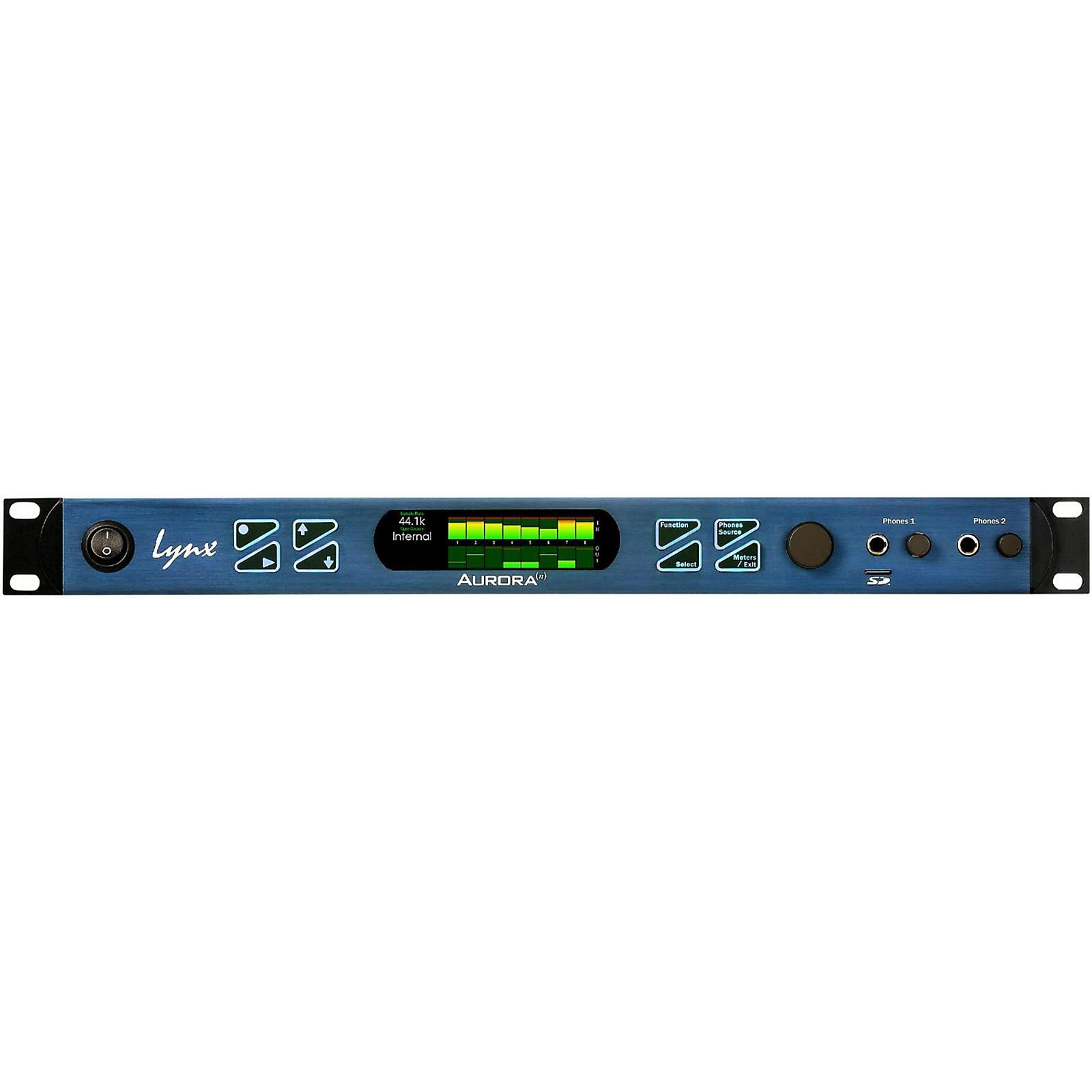 Lynx Aurora(n) 8 Thunderbolt Audio Interface