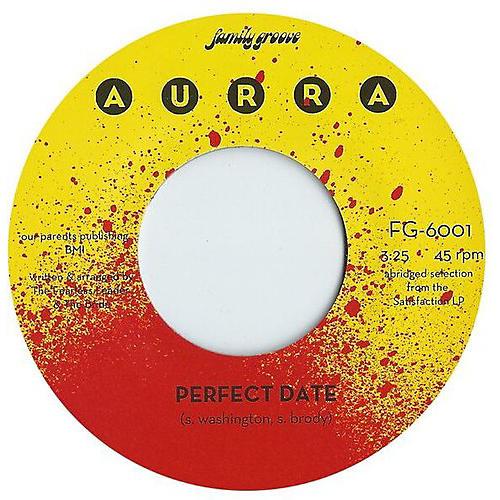 Alliance Aurra - Perfect Date / Perfect Date Instrumental