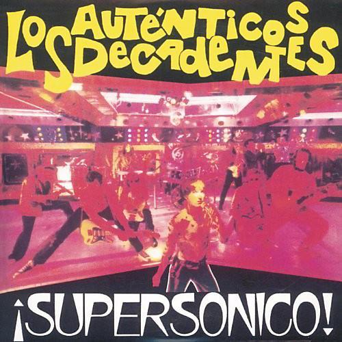 Alliance Autenticos Decadentes - Supersonico