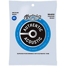 Martin Authentic Acoustic Phosphor Bronze Medium Bass Strings
