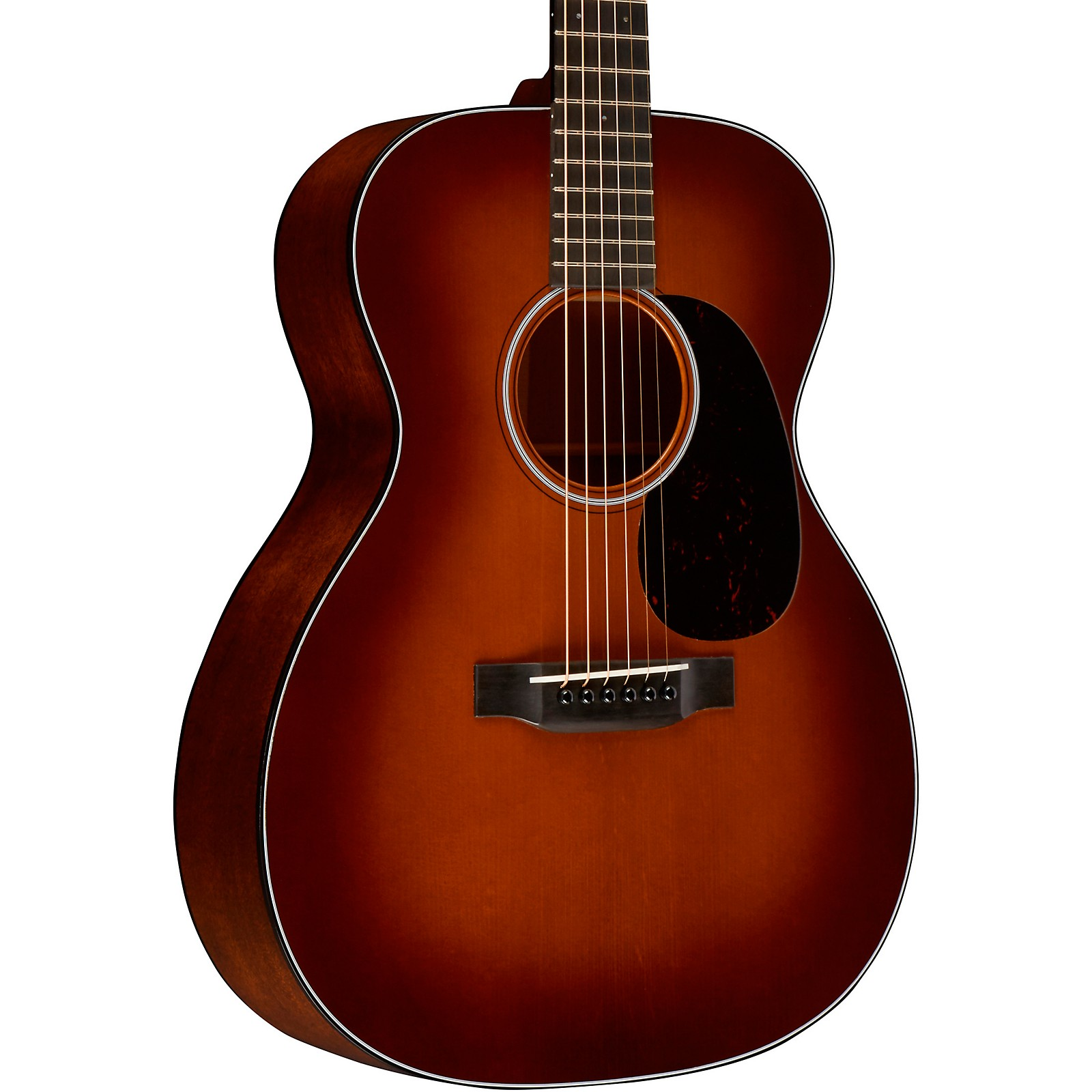 Martin Authentic Series 1933 OM-18 VTS Orchestra Model Acoustic Guitar