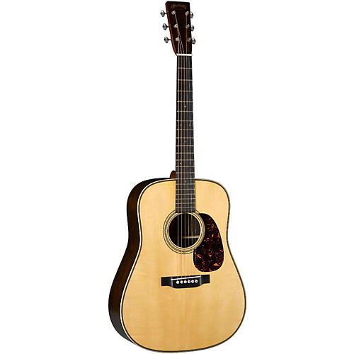 Martin Authentic Series 1937 D-28 VTS Dreadnought Acoustic Guitar Condition 2 - Blemished Natural 194744166457