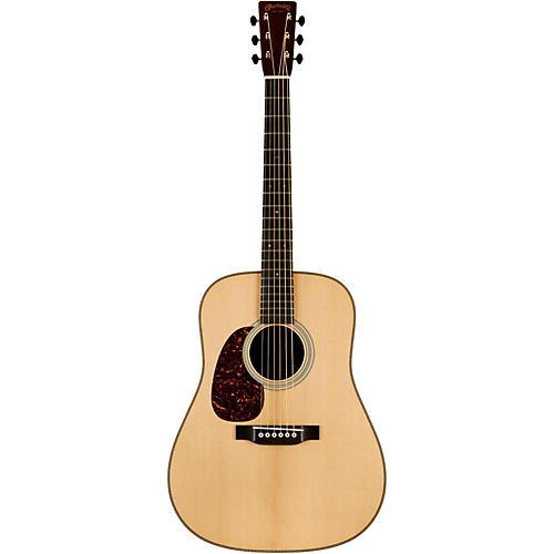 Martin Authentic Series 1937 D-28 VTS Dreadnought Left-Handed Acoustic Guitar