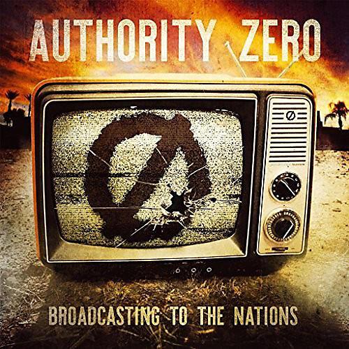 Alliance Authority Zero - Broadcasting To The Nation