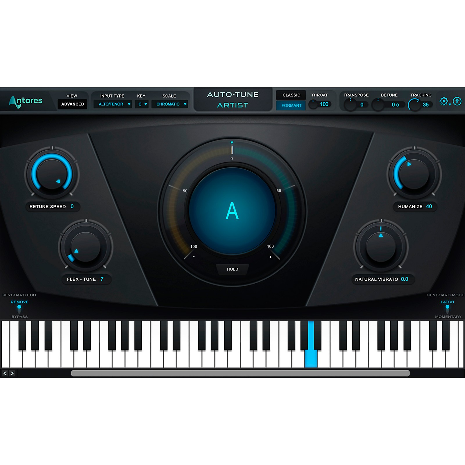 Antares Auto-Tune Artist Software Download