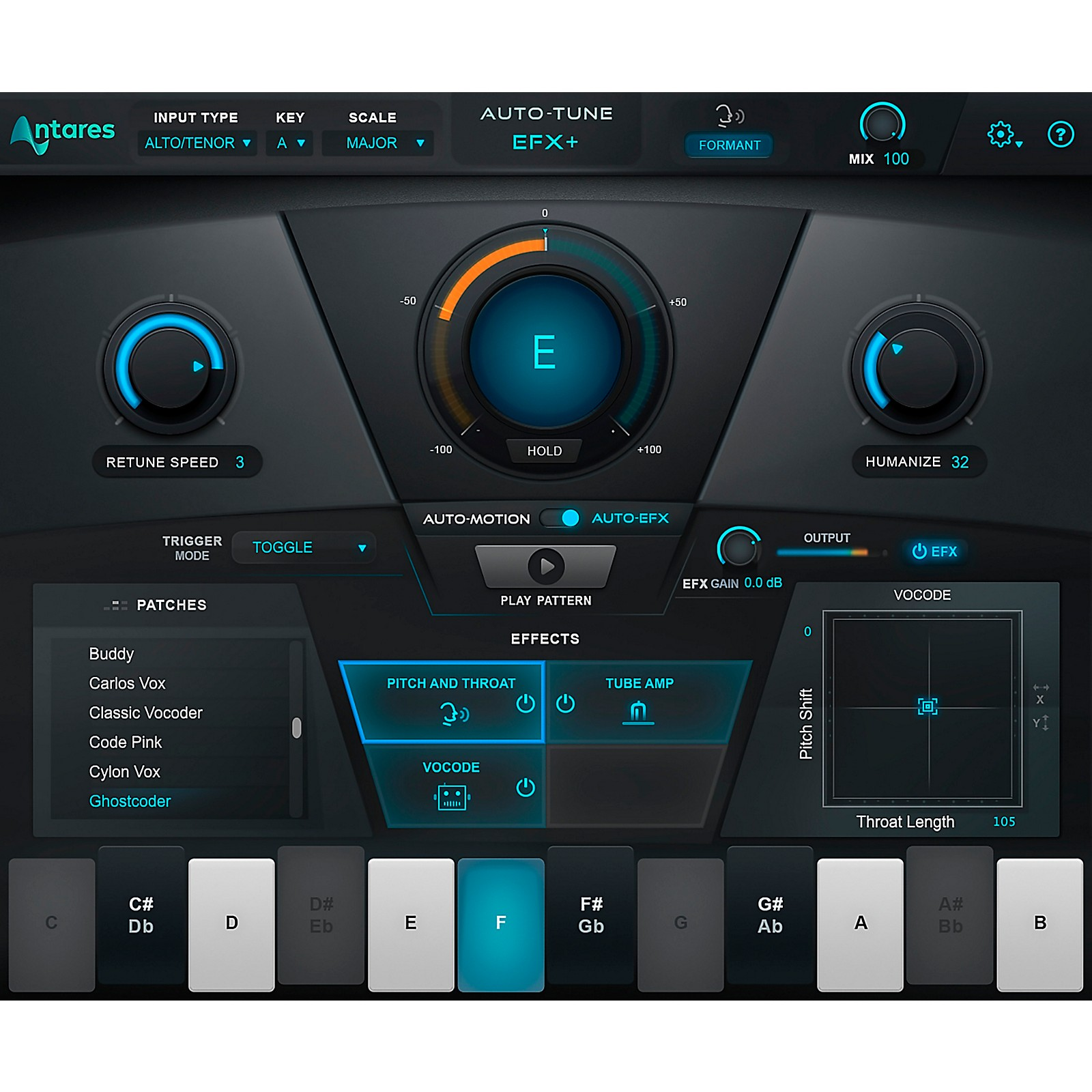 Antares Auto-Tune EFX +