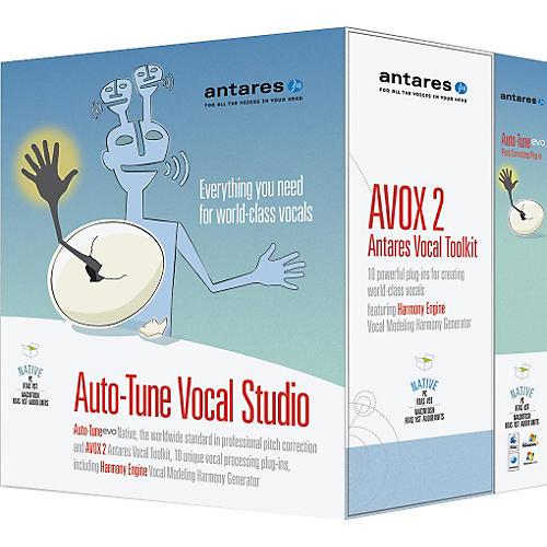 Antares Auto-Tune Vocal Studio Native Software