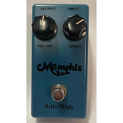 Memphis Auto Wah Effect Pedal