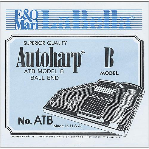 LaBella Autoharp String Set