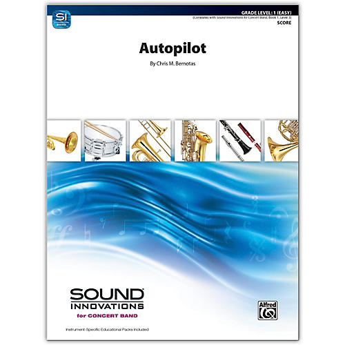Alfred Autopilot Conductor Score 1 (Very Easy)