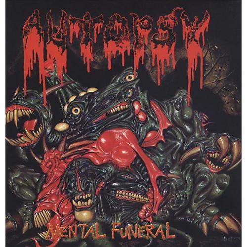 Alliance Autopsy - Mental Funeral