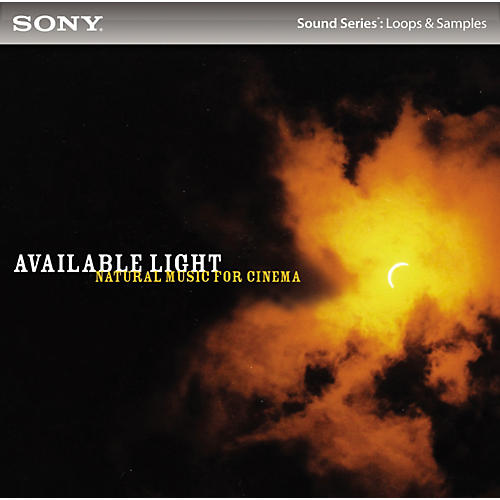 Sony Available Light: Natural Music for Cinema