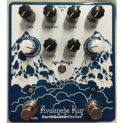 Earthquaker Devices Avalanche Run Delay Effect Pedal