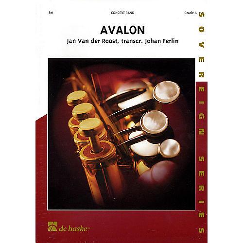 De Haske Music Avalon Sc Only Gr6 Concert Band
