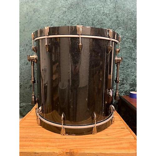 Orange County Drum & Percussion Avalon Series Drum Kit Black Pearl