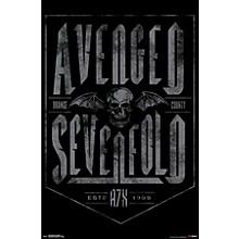 Avenged Sevenfold - Established Poster Rolled Unframed