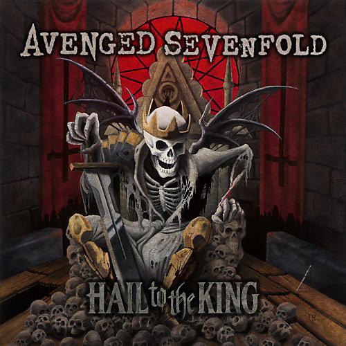 Alliance Avenged Sevenfold - Hail to the King