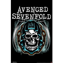 Trends International Avenged Sevenfold - Holy Reaper Poster