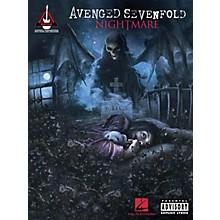 Hal Leonard Avenged Sevenfold - Nightmare Guitar Tab Songbook