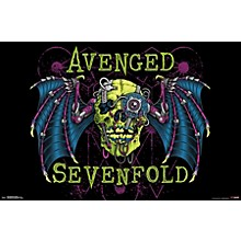 Trends International Avenged Sevenfold - Robotic Poster