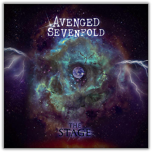 Universal Music Group Avenged Sevenfold - The Stage [2LP]