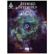 Hal Leonard Avenged Sevenfold - The Stage Guitar Tab Songbook