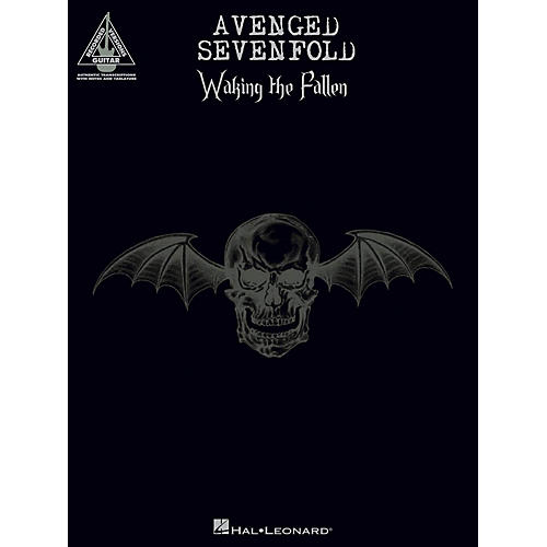 Hal Leonard Avenged Sevenfold Waking the Fallen Guitar Songbook