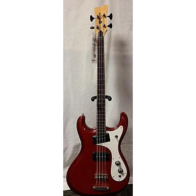 Mosrite Avenger Electric Bass Guitar