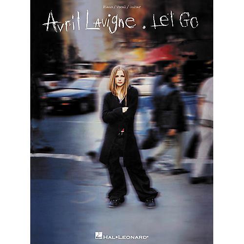 Hal Leonard Avril Lavigne - Let Go Book