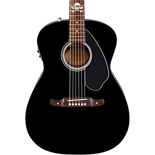 fender avril lavigne newporter acoustic electric guitar musician 39 s friend. Black Bedroom Furniture Sets. Home Design Ideas