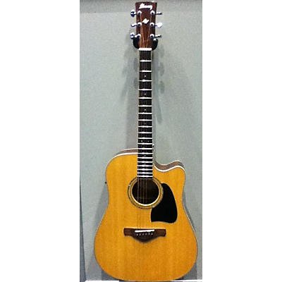 Ibanez Aw535ce-nt Acoustic Electric Guitar