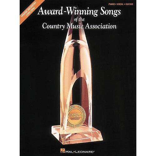 Hal Leonard Award-Winning Songs of the Country Music Association, 2nd Edition