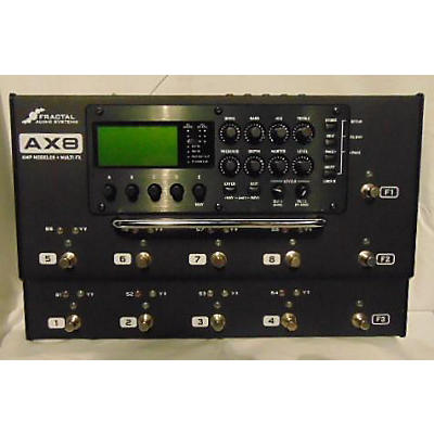 Fractal Audio Ax8 Footswitch