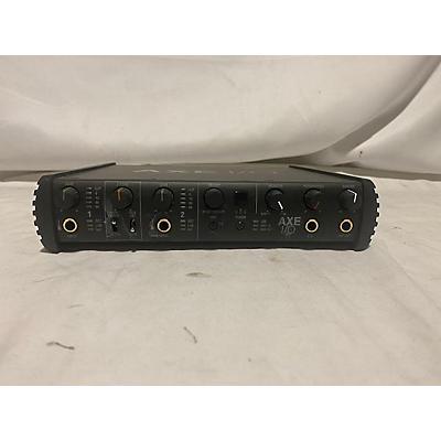 IK Multimedia Axe Audio Interface
