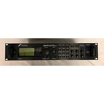 Fractal Audio Axe FX II Multi Effects Processor