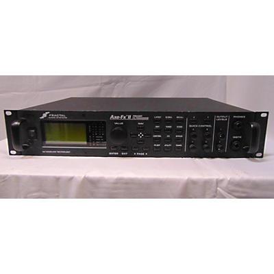 Fractal Audio Axe-FX II Multi Effects Processor