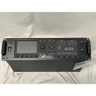 Fractal Audio Axe Fx 3 Mk 2 Effect Processor