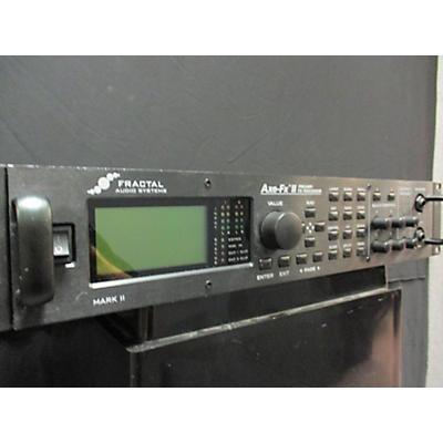 Fractal Audio Axe Fx II MKII Effect Processor