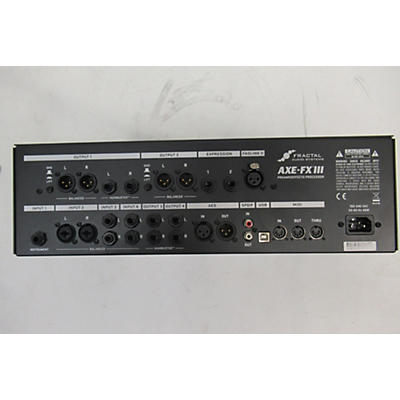 Fractal Audio Axe Fx III Guitar Preamp