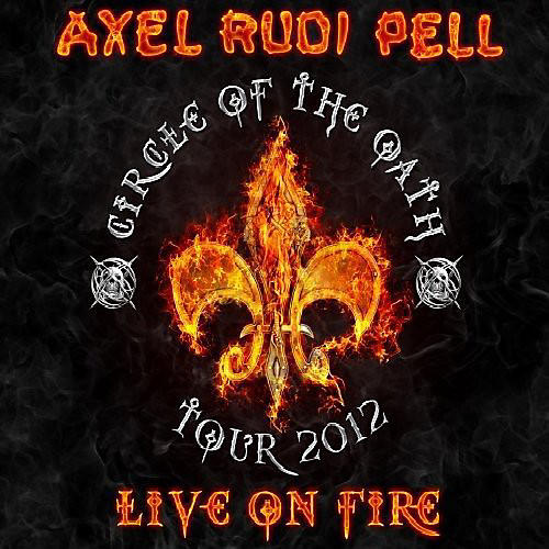 Alliance Axel Rudi Pell - Live on Fire