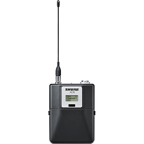 Shure Axient Digital AD1 Bodypack Wireless Transmitter