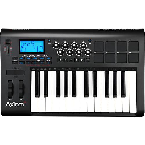 M-Audio Axiom 25 MK2 Ignite Keyboard Control